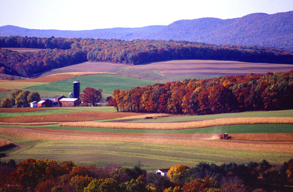 open space Farmland PA